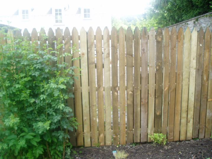 Fence Types Different Fencing Styles Designs Tattoo